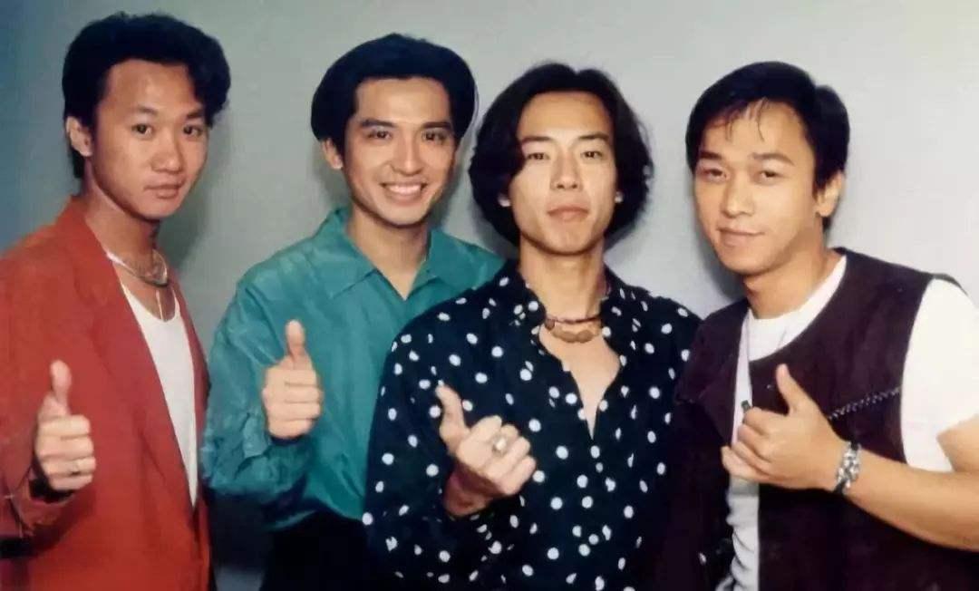 BEYOND、太极、达明三大乐队成员关系梳理,人均组过4支乐队
