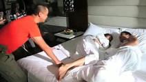 杨幂看了刘恺威的这段拍戏花絮,肯定会笑出声来