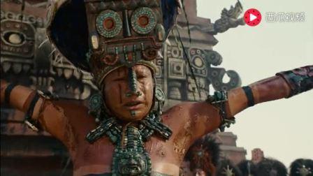 """原始玛雅人血腥的祭典——""""挖心""""、""""割头""""只为平息神的愤怒?"""