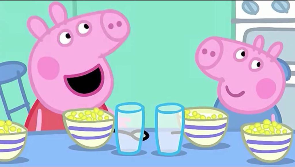 打开 打开 小猪佩奇: 这些猪真厉害,会上月球了,看的我一脸懵比 打开