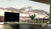世界上最大的电视机,售价超千万,一晚上几度电?