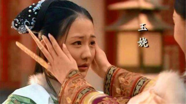 孙俪拍《甄嬛》总能一条过, 却在妹妹进宫屡屡被喊停, 原因太好笑
