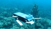 高效水下救援机器人,能绘制水下地图,或能挽救更多生命