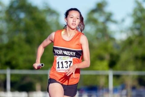 加拿大籍女孩: 我的梦想是为中国拿一枚奥运奖牌