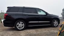 国产豪华SUV,车长超过5米1,霸气十足,开着有面子,坐着也舒服