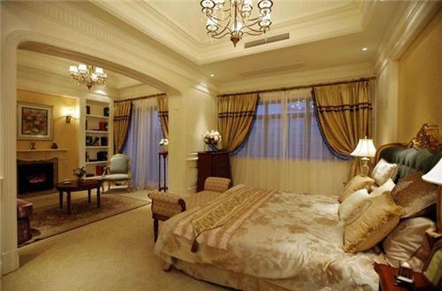客廳隔臥室裝修效果圖 完美客廳臥室一體化裝修