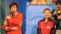 中国的乒乓球有多牛逼,教练场外着急大喊: 你们让这点