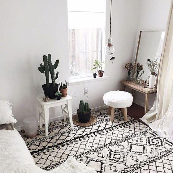 硬装不够软装来凑 9款北欧风格花纹地毯贴图画龙点睛