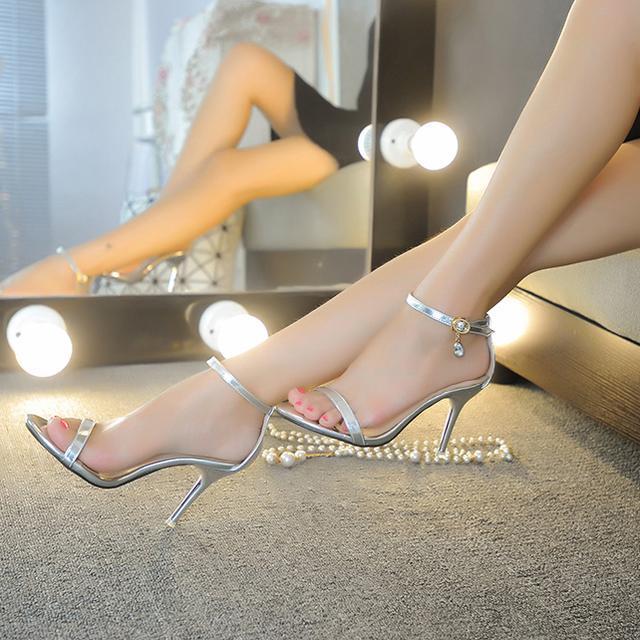 性感凉鞋-品质熟女