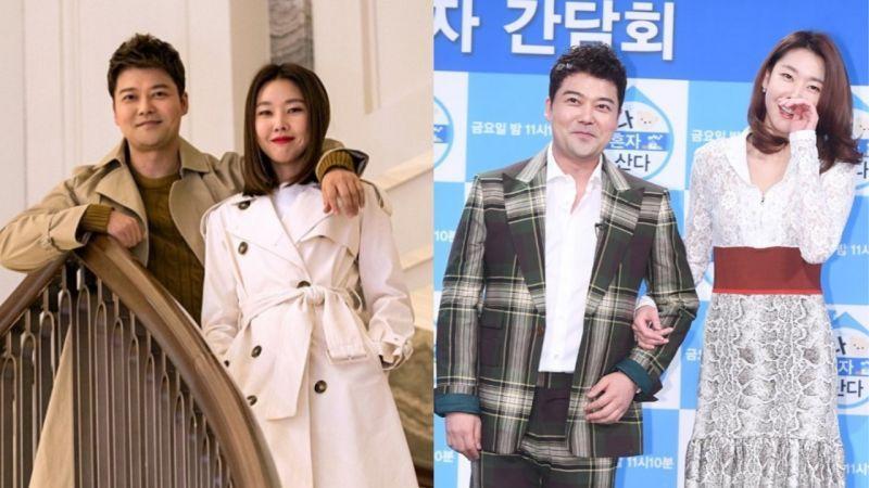 全炫茂&韩惠珍爆分手, 沉默3日后...双方所属社发表声明否认
