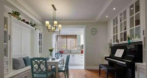 140平房子装修, 客厅设计好舒适, 家里暖暖的