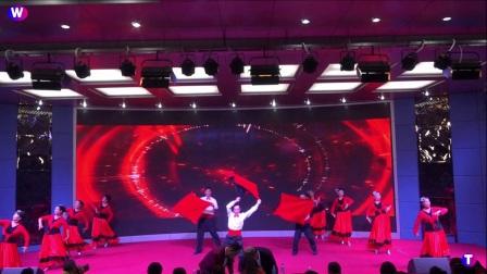 舞蹈《西班牙斗牛舞》