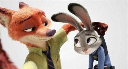 大片《疯狂动物城》里的狐狸和兔子, 最后会结婚吗?