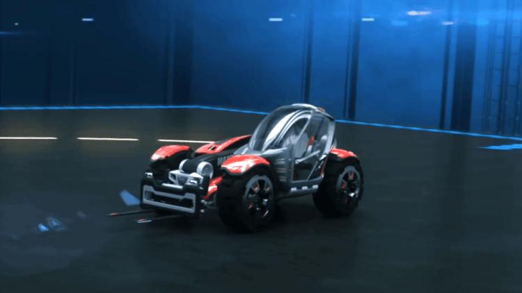 这些未来式的铲车,设计的比汽车都犀利,将成为工程车以后的发展趋势