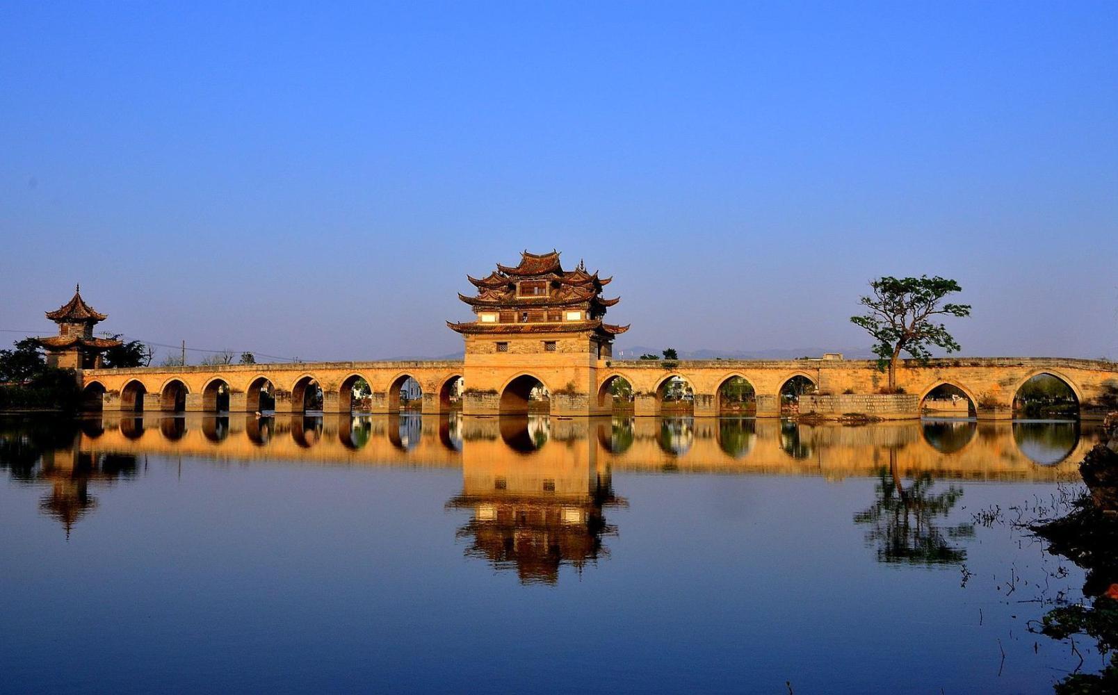 云南城市排行榜: 昆明,曲靖,红河,玉溪,大理, 风景很美别未富先坏
