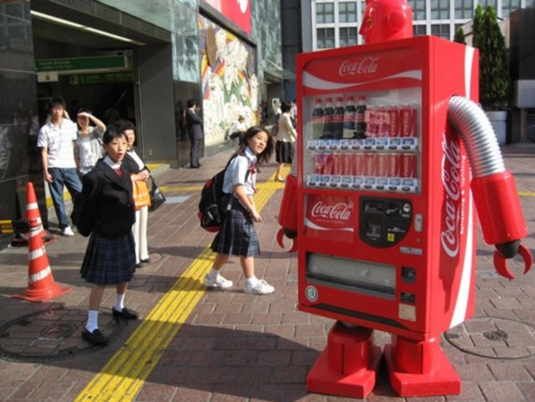世界上还有很多你没见过的奇葩自动贩卖机