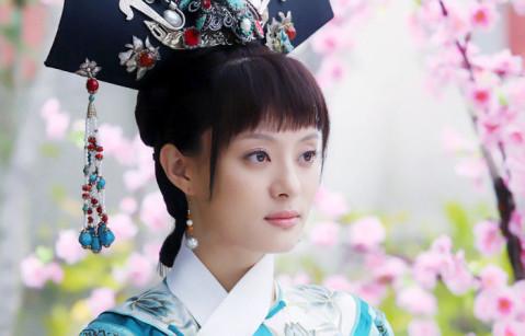 孙俪甄嬛传齐刘海分享展示图片