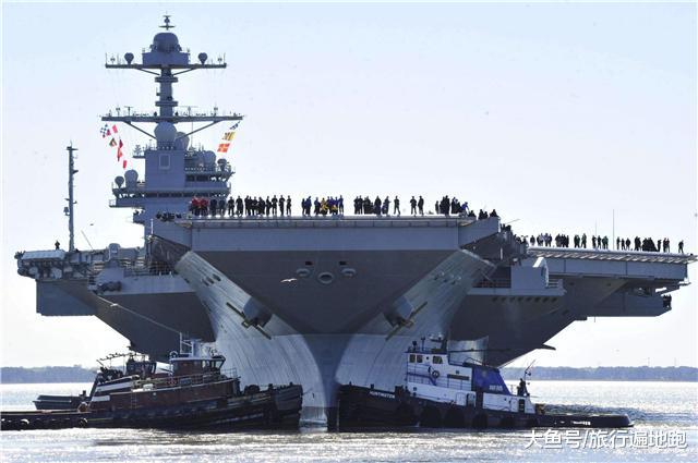 中国航母再传喜讯: 003型国产航母终于现身, 002舰在年底服役