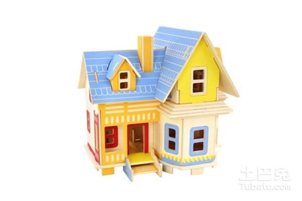 手工房子制作的四种方法介绍