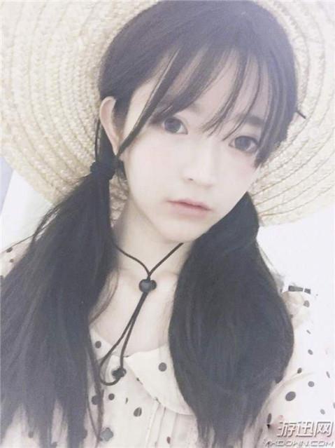 """""""韩国第一美少女""""最新写真 笑容甜美,清纯可爱 - 微信"""
