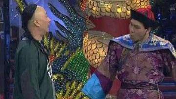 1998年春晚,朱时茂出现失误,陈佩斯表面淡定,内心如五雷轰顶