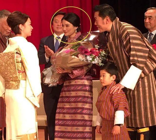 38岁不丹公主太孤傲! 雪域冰美人当之无愧