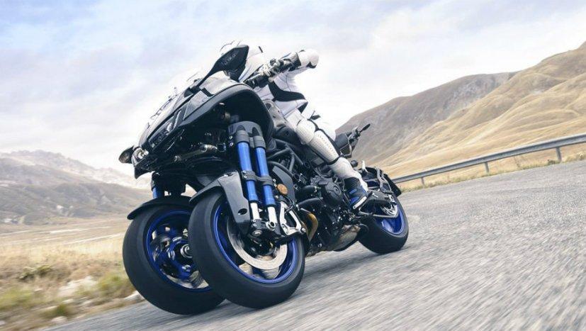 日本推出全新三轮摩托车,安全性创世界纪录,公司: 出事赔你600万