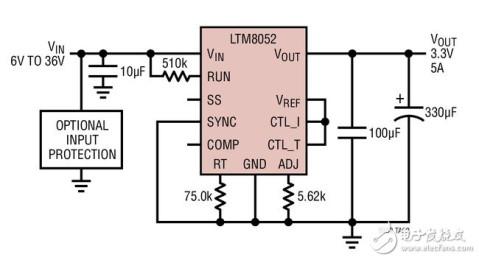 电池充电电子电路设计图集锦top11