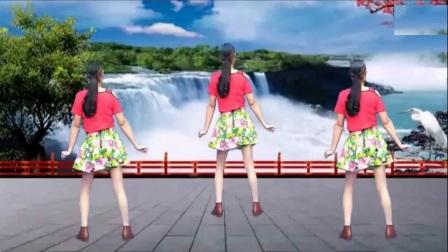 九月广场舞《出局》原创健身舞附背面教学