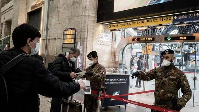 欧洲疫情形势很不乐观 中国已接收多国救命订单 致死突破4万人