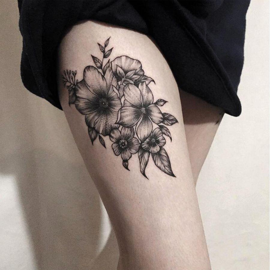 """有一种态度叫""""纹身""""力荐70款小而精美的纹身!图片"""