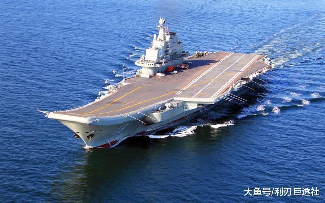 国产航母二次海试在即 难道是要提前服役? 专家: NO!