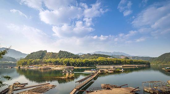 柳州拉沟风景区位置