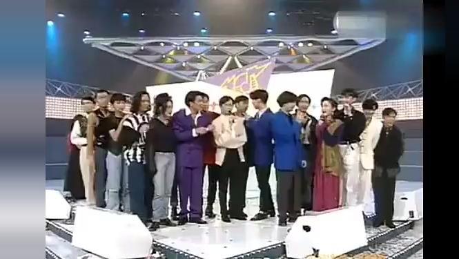 刘德华过生日,星光璀璨,华语音乐圈不可复制的经典一幕