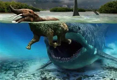 史前十大最凶猛的动物, 大家猜猜谁第一名
