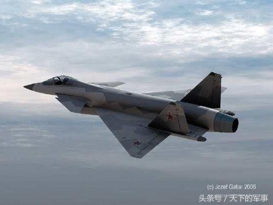 """""""俄罗斯版F-10""""已经秘密开发, 曝光的细节让中国寒冷!"""