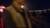 六安白塔公园舞场学跳马王爷北京水兵舞第三套: 指导老师纪老师.任妮妮