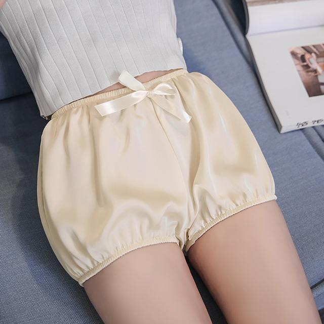 南瓜裤超级可爱,超萌的少女心~淡淡的黄色比较百搭