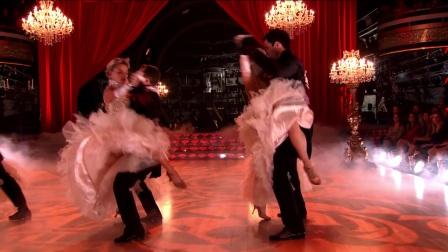 摩登舞团队表演舞 Team Phantom of the Ballroom-Halloween-Dancing with the Stars