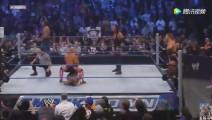 WWE 丧钟敲响 死神送葬者出场屠杀全场选手 剑指摔角狂热