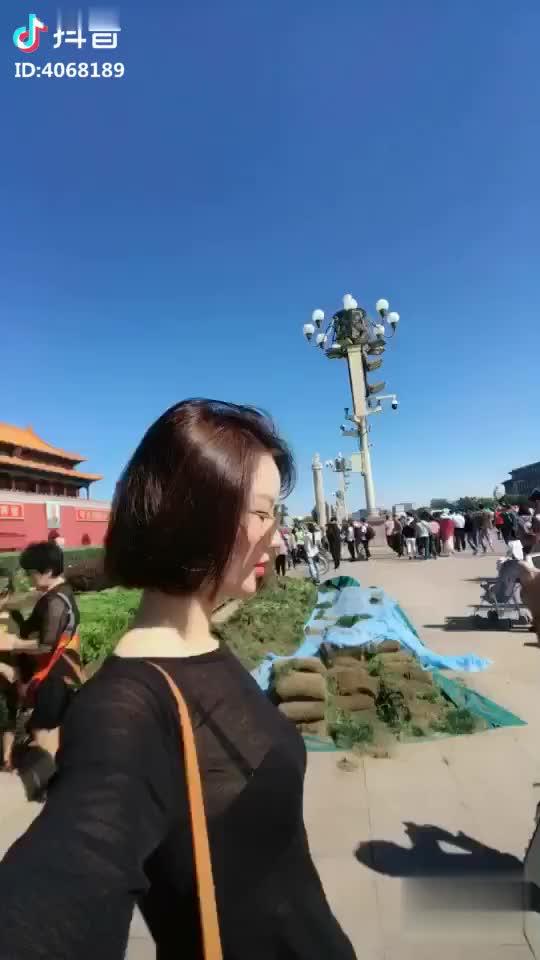 故地重游 北京的天气还是让我感觉熟悉