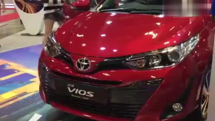 本田飞度vs丰田威驰fs 打开 新款威驰起步价仅售6万,外观与内饰更是无