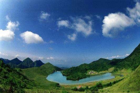 航拍中国: 空中看大田