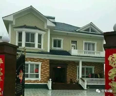 浙江温州农村自建30万别墅, 真值!