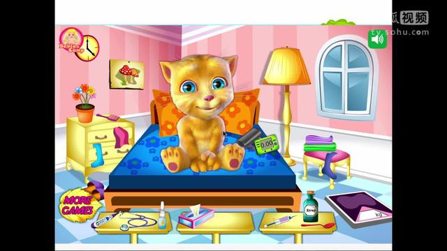 《会说话的家族》金杰感冒了 会说话的迷你家族朵拉历险记迪亚哥小猪佩奇粉红猪小妹海绵宝宝米老鼠小马宝莉