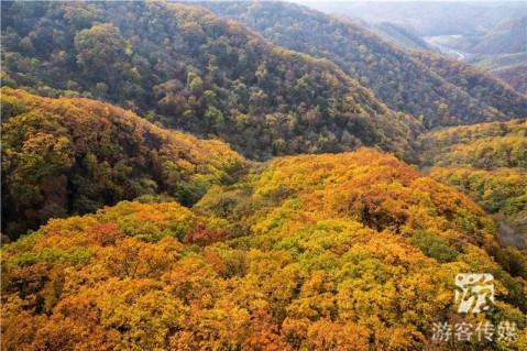 三块石国家森林公园,天女山森林公园,红河峡谷漂流景区,筐子沟风景区