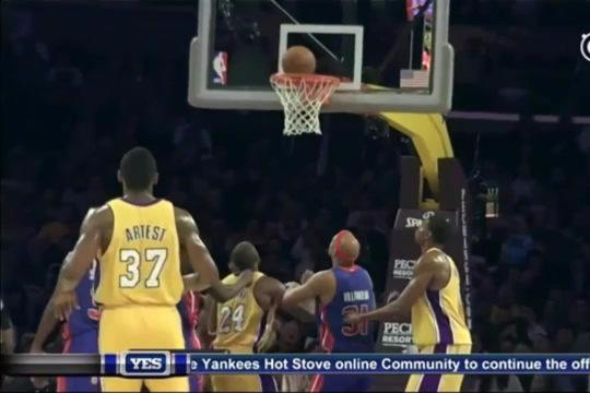 NBA十佳进球啊图片