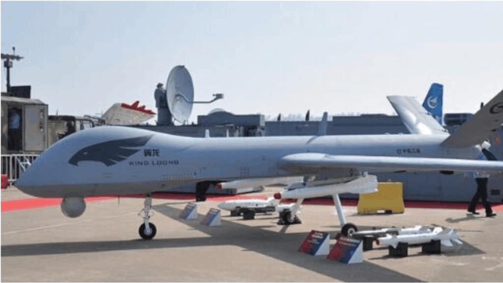 美国卖300架F-35的钱,赶不上中国无人机