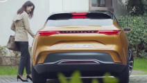"""清华造国产第一美SUV,车标""""大团结""""奔驰特斯拉都白给"""