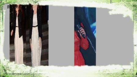 范冰冰是胖的话,柳岩就是壮,蒋欣这样的穿着更像大妈!